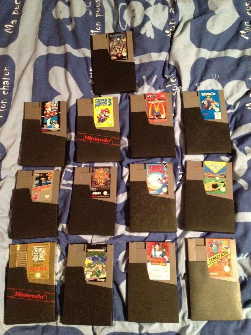 Pinouille, ses jeux, ses consoles, notre passion commune ^^ Photo_17