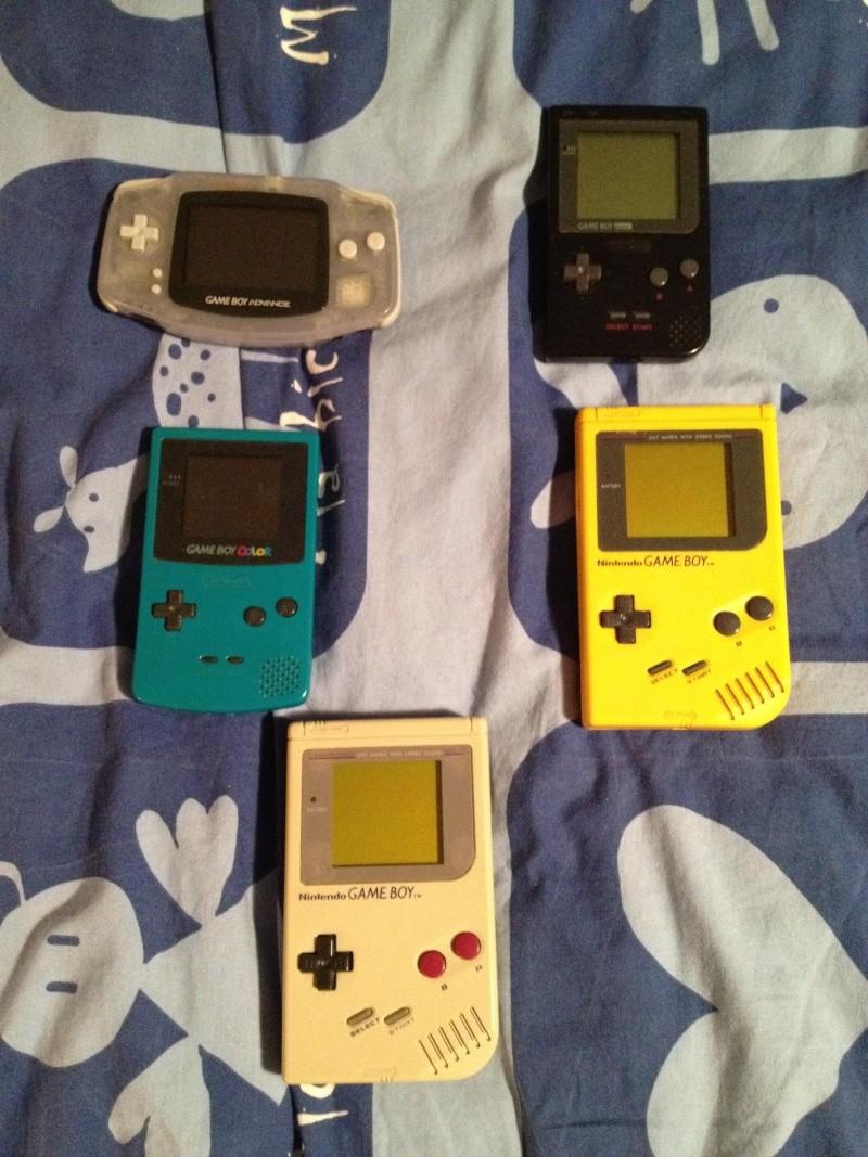 Pinouille, ses jeux, ses consoles, notre passion commune ^^ Photo_40