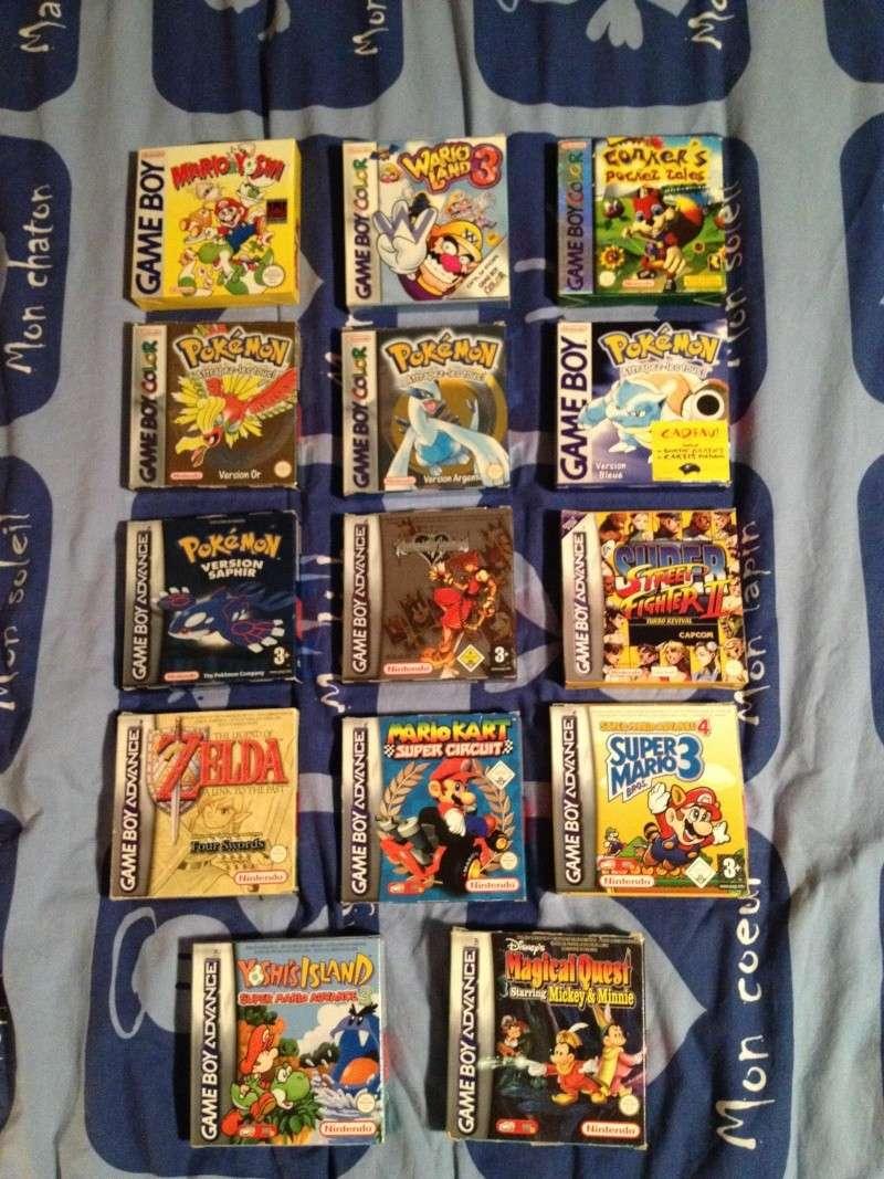 Pinouille, ses jeux, ses consoles, notre passion commune ^^ Photo_42