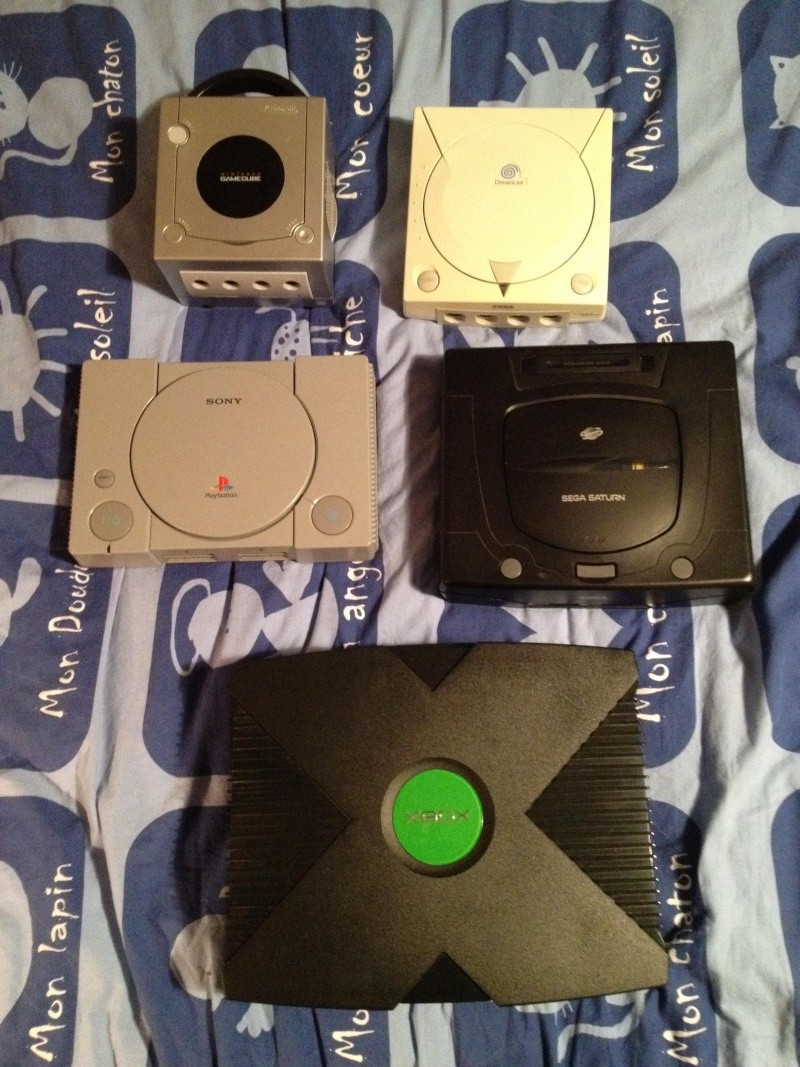 Pinouille, ses jeux, ses consoles, notre passion commune ^^ Photo_50