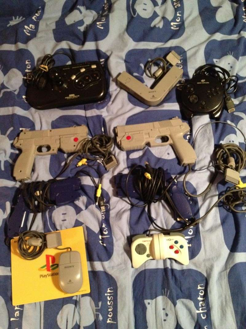 Pinouille, ses jeux, ses consoles, notre passion commune ^^ Photo_51