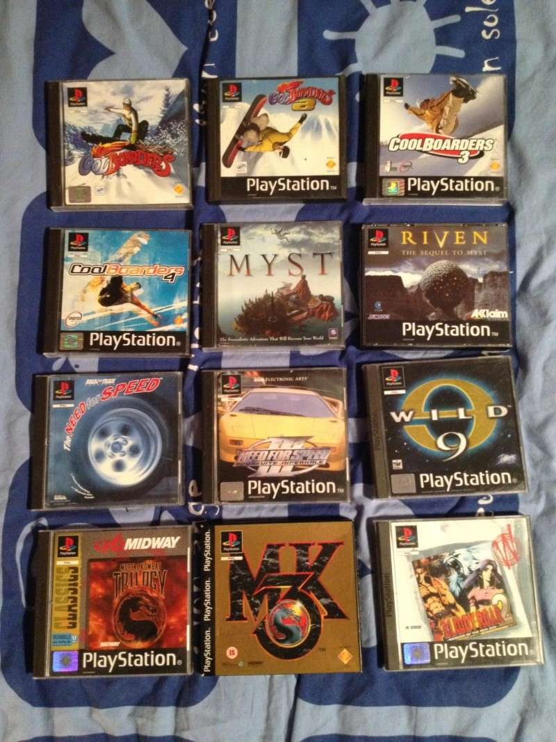 Pinouille, ses jeux, ses consoles, notre passion commune ^^ Photo_58