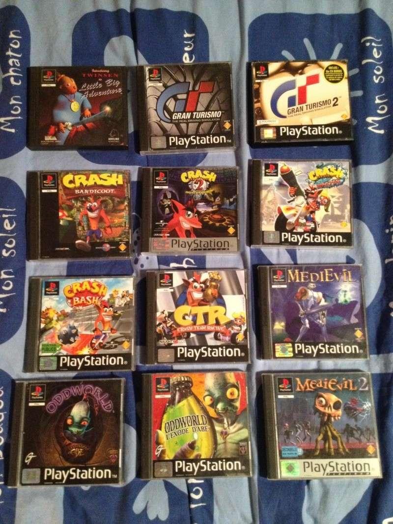Pinouille, ses jeux, ses consoles, notre passion commune ^^ Photo_68