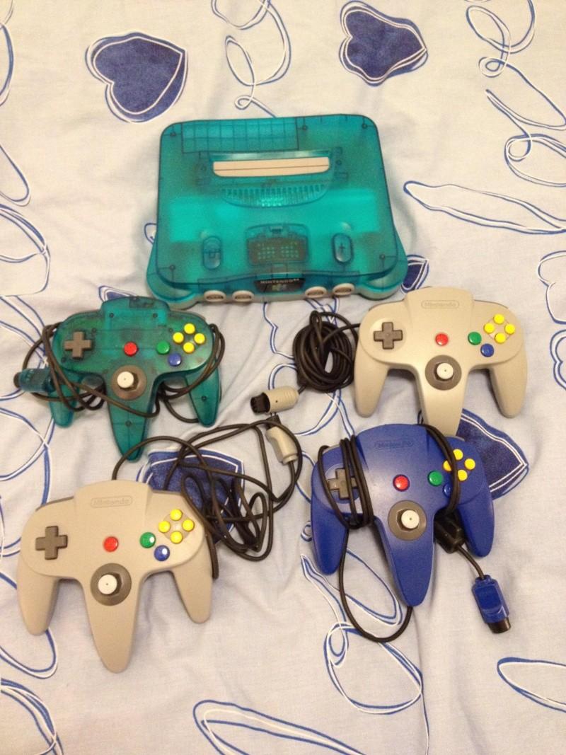 Pinouille, ses jeux, ses consoles, notre passion commune ^^ Photo_70
