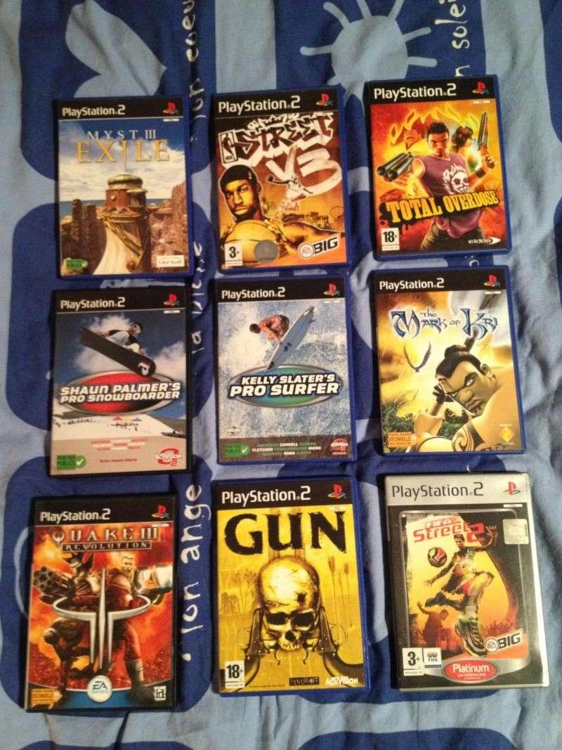 Pinouille, ses jeux, ses consoles, notre passion commune ^^ Photo_96