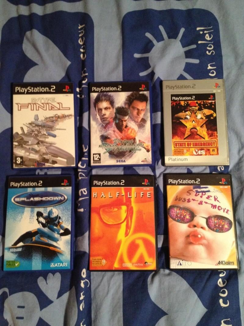 Pinouille, ses jeux, ses consoles, notre passion commune ^^ Photo_97
