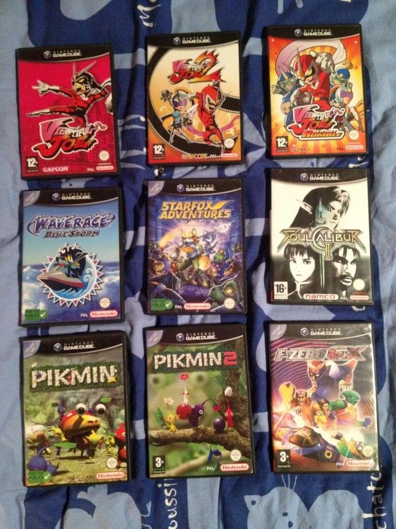 Pinouille, ses jeux, ses consoles, notre passion commune ^^ Photo_99