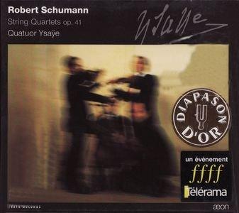 Schumann - Musique de chambre, discographie - Page 2 Ysaye_10
