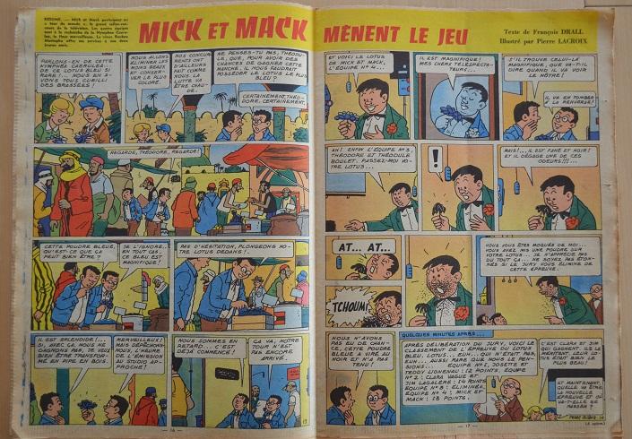 French comics. Lisett11