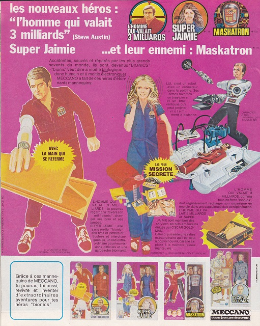 The Toy Advert Time Machine: your weekly look into the world of vintage comic adverts! Pif_4811