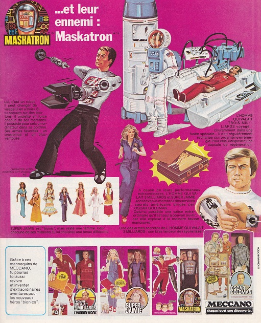 The Toy Advert Time Machine: your weekly look into the world of vintage comic adverts! Tvtr_p13