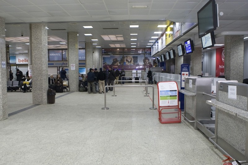 Airport Prishtina (Foto) 2110