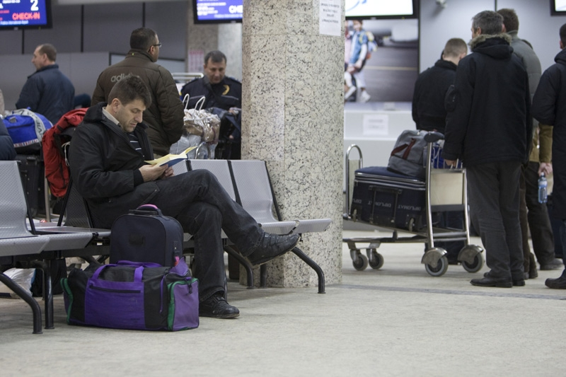Airport Prishtina (Foto) 2310