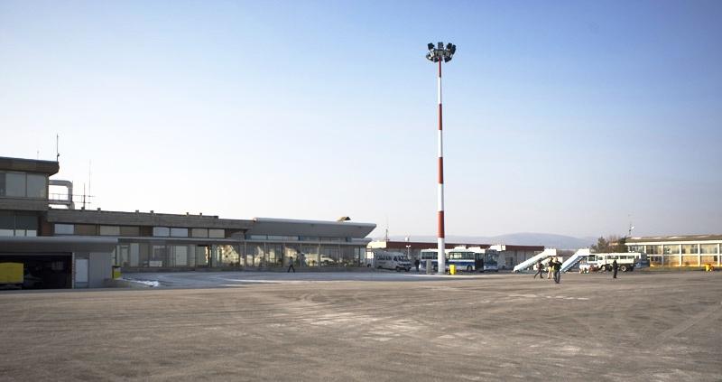 Airport Prishtina (Foto) 2810