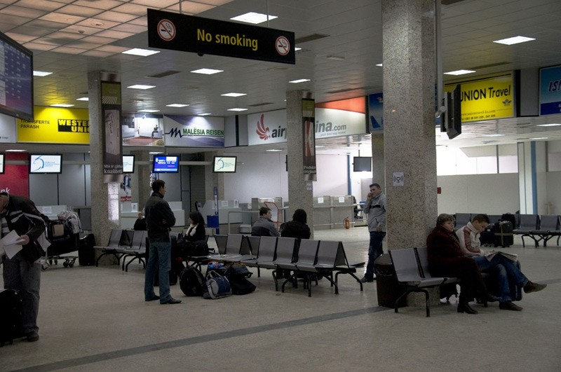Airport Prishtina (Foto) 4110