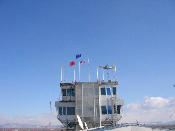 Airport Prishtina (Foto) Foto2010
