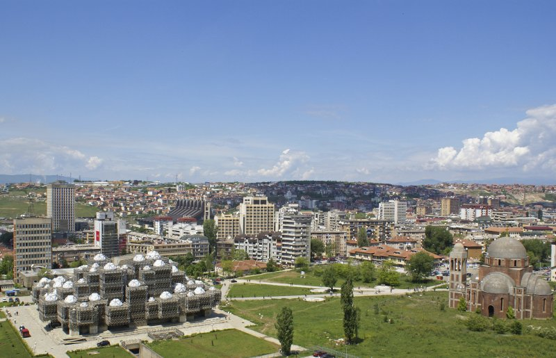 Prishtina Panorama (Foto) Prisht11