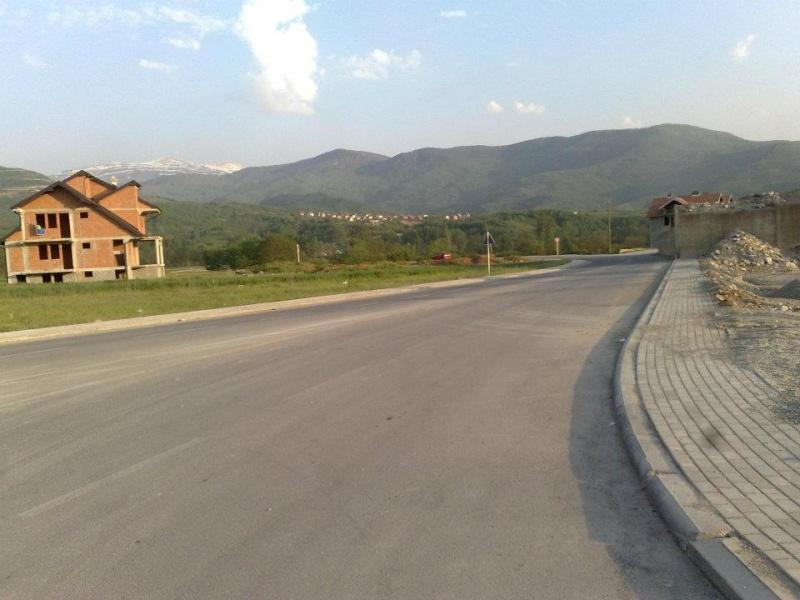 3 Foto të reja nga rruga e re (10. Mai 2012) Rruga110
