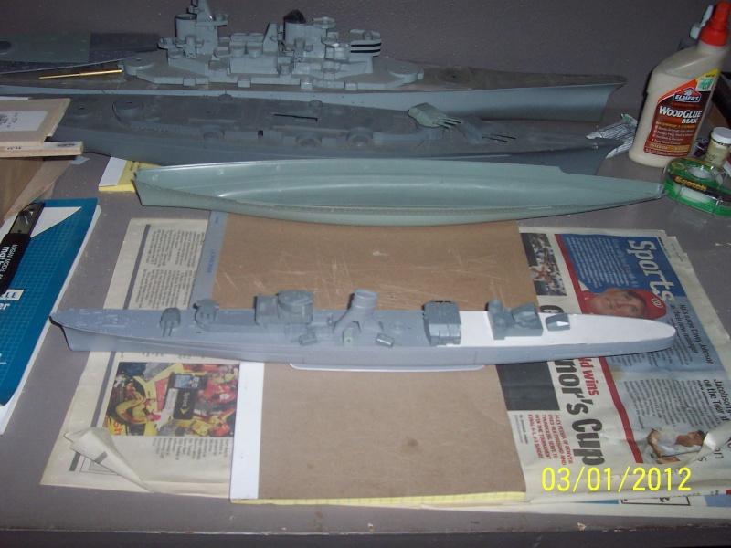 1/72 scale German light cruiser Munich Pictur32