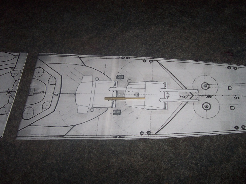 1/72 scale German light cruiser Munich Pictur36