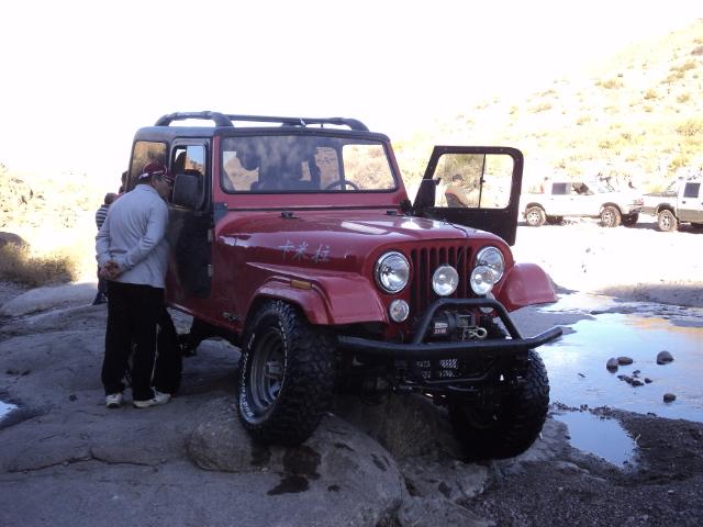 Aca les dejo el cruce de ejes de mi jeep Dsc00812