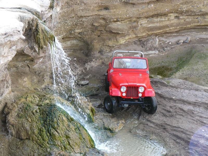 Salida Agua del Toro San Rafel Mendoza Trabec13