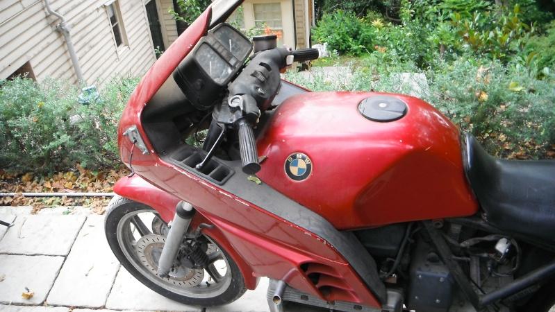 My 84 K100 RS restoration Dscf0119