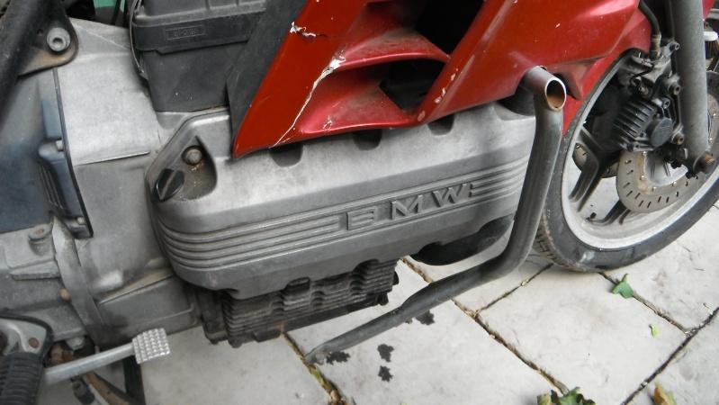 My 84 K100 RS restoration Dscf0122