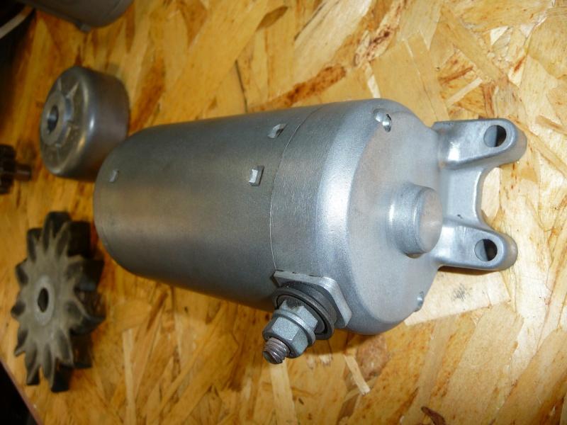 My 84 K100 RS restoration P1030716