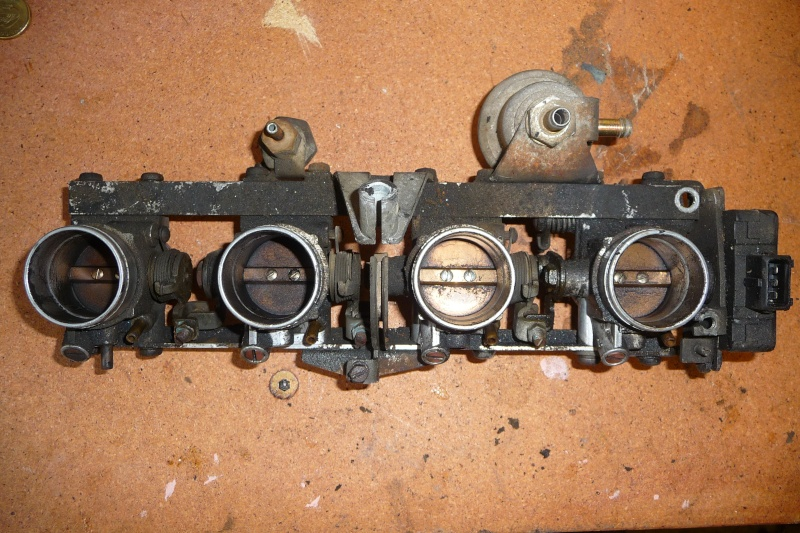 My 84 K100 RS restoration P1030811