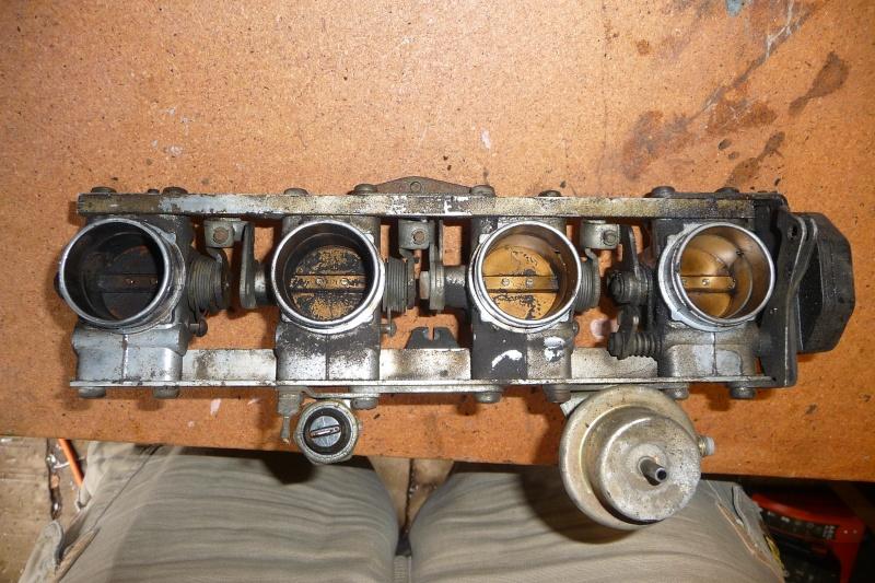 My 84 K100 RS restoration P1030812