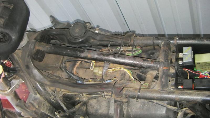 My 84 K100 RS restoration Sany0011