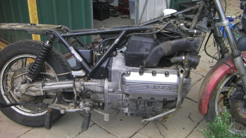 My 84 K100 RS restoration Sany0012