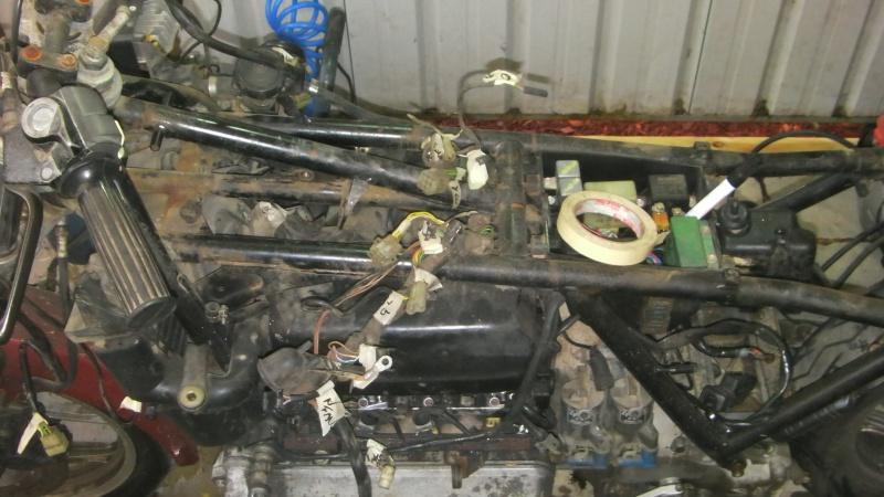 My 84 K100 RS restoration Sany0013