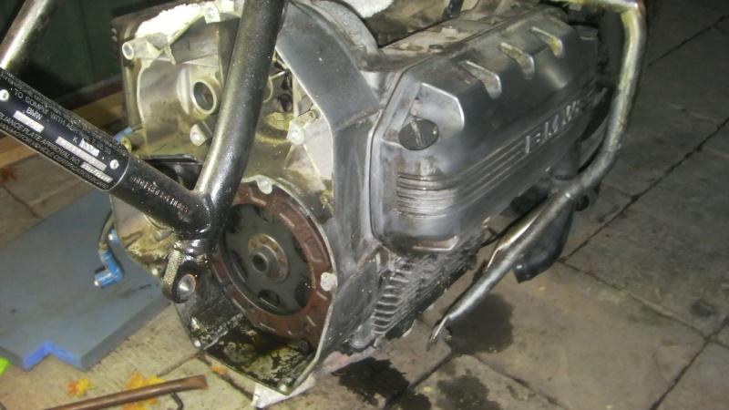 My 84 K100 RS restoration Sany0110
