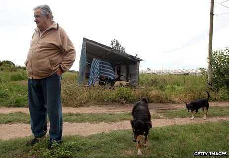 Jose Mujica: The world's 'poorest' president _6399410
