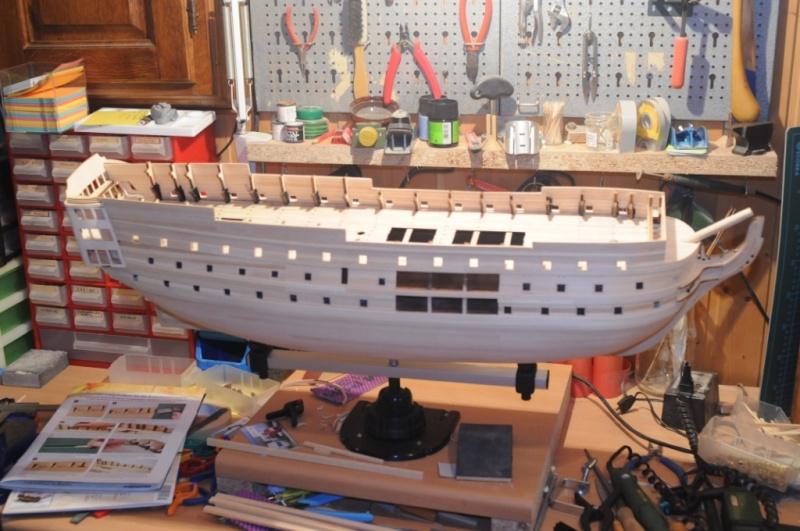 Gipsy's Baubericht zur HMS Victory 01310