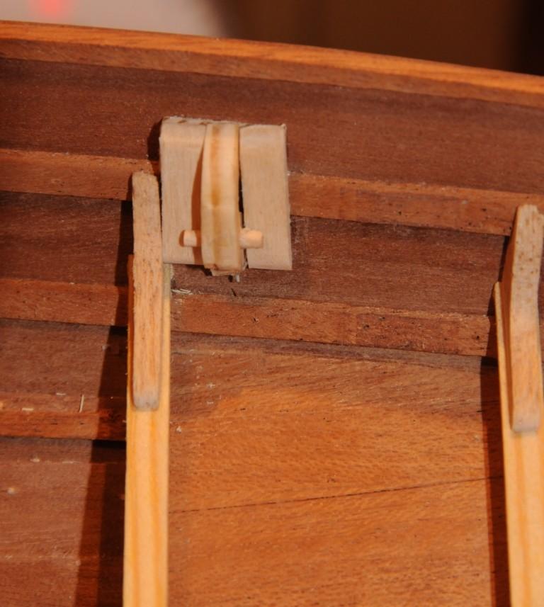 Skuldelevschiff - Ein älterer Bausatz von Billing Boats in 1:25  - Seite 5 6_03310