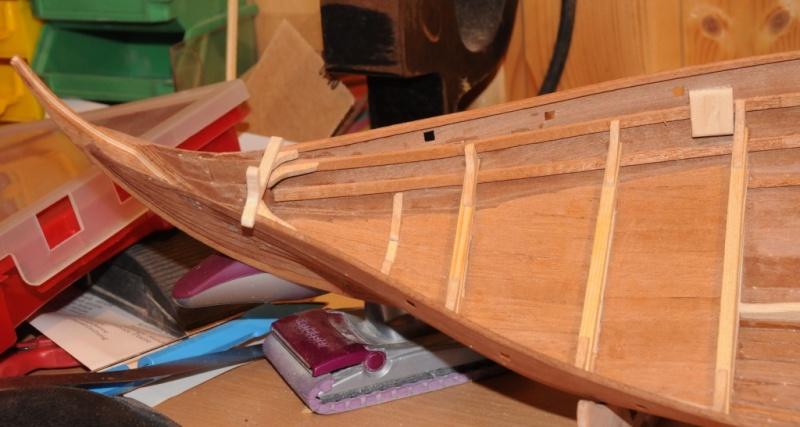 Skuldelevschiff - Ein älterer Bausatz von Billing Boats in 1:25  - Seite 5 6_03610