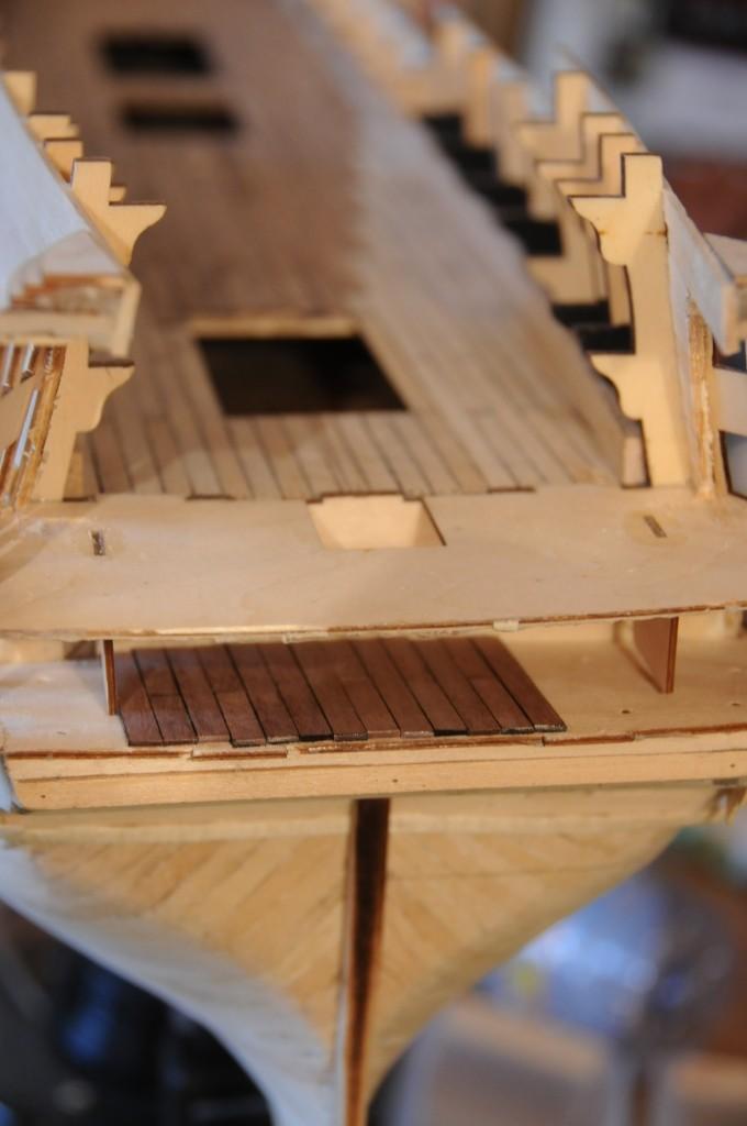 Gipsy's Baubericht zur HMS Victory Dsc_7315