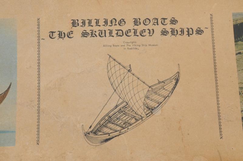 Skuldelevschiff - Ein älterer Bausatz von Billing Boats in 1:25  Dsc_7322