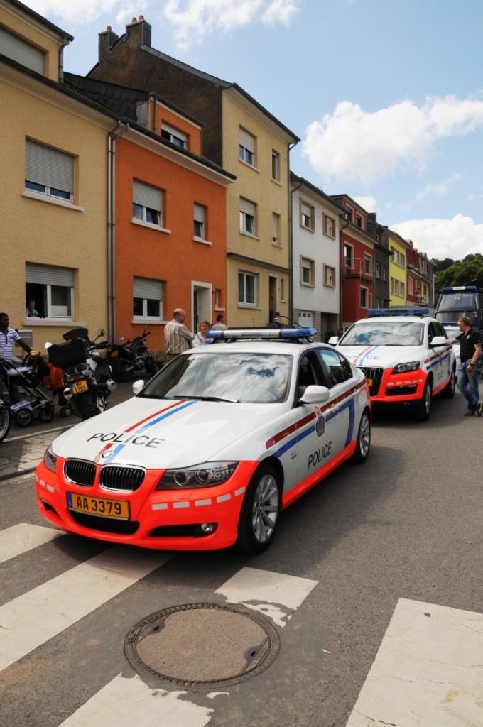Polizeitag in Belvaux Dsc_7432