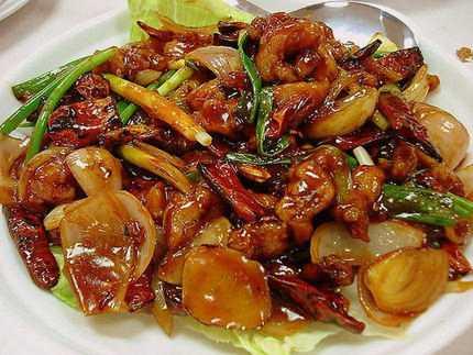 Poulet Gong Bao 43010