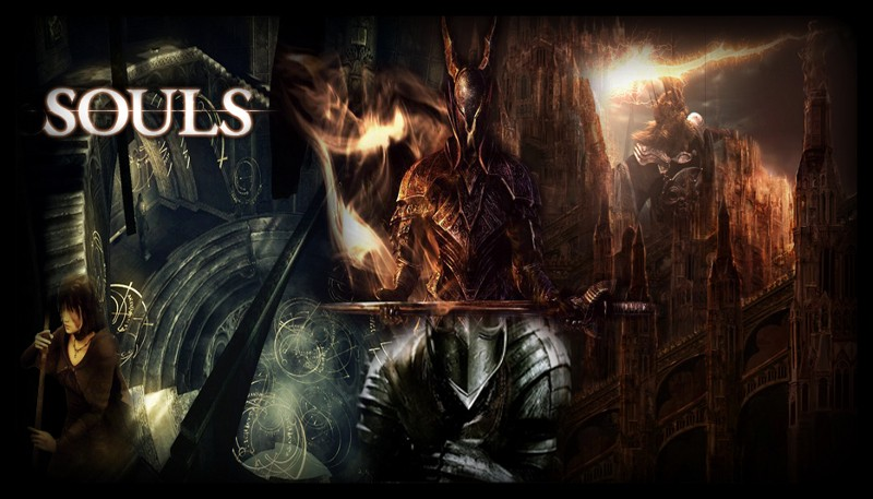 Nuevos Gameplays de la Beta de Dark Souls 2 Banner11