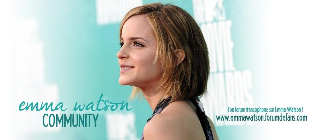 Emma Watson Community