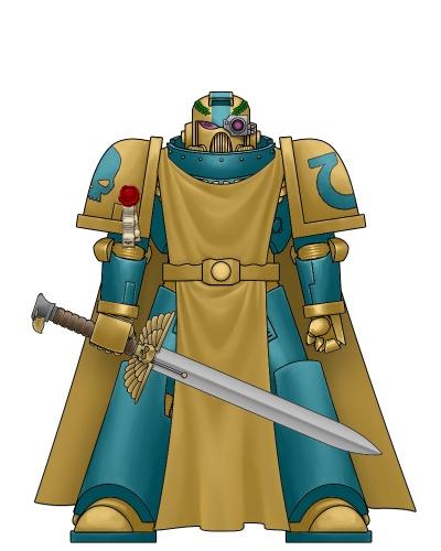 [Warhammer 40000] Schémas de couleurs pour les Space Marines Impériaux Maitre10