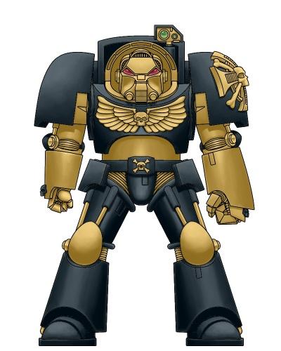 [Warhammer 40000] Schémas de couleurs pour les Space Marines Impériaux Termin10