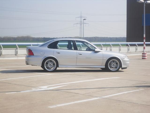 mein Vectra B Elegance / Sport Sdc10510