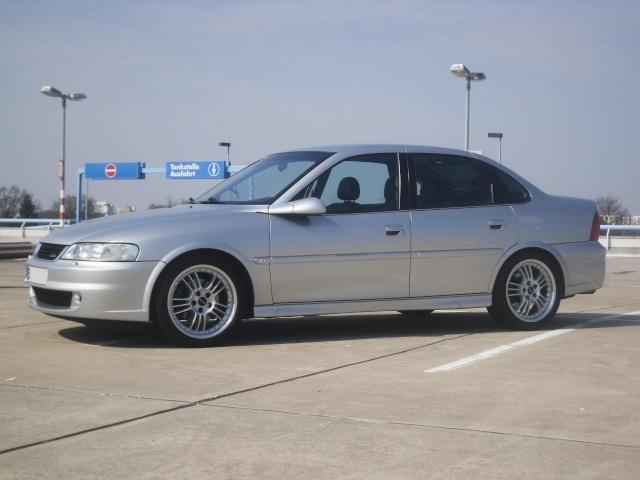 mein Vectra B Elegance / Sport Sdc10511