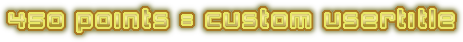 --------Gold $hop------- 450poi10